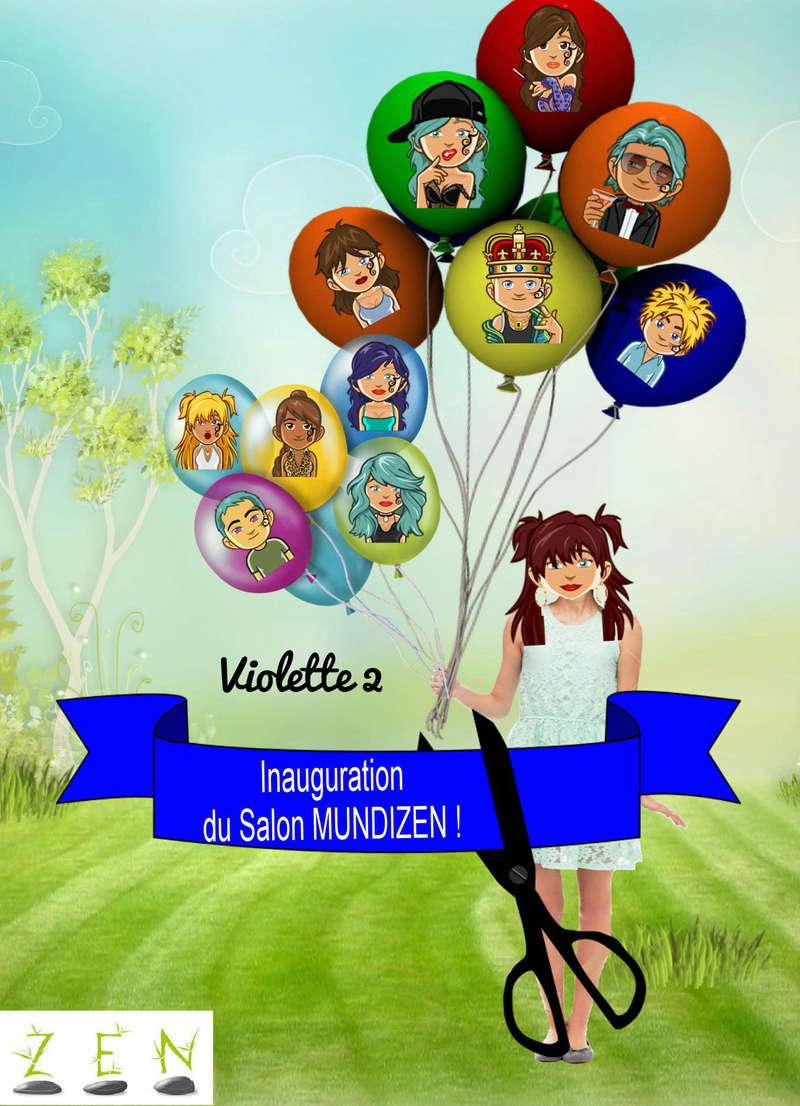 TROPHEE INAUGURATION - VIOLETTE2 Violet11