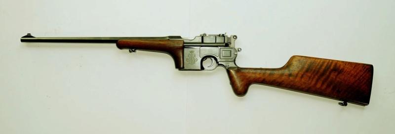 Une très rare carabine Mauser C 96... - Page 3 Carabi11