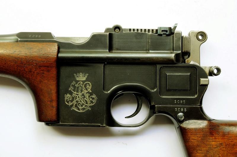Une très rare carabine Mauser C 96... - Page 3 Carabi14