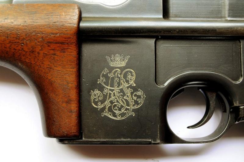 Une très rare carabine Mauser C 96... - Page 3 Carabi17