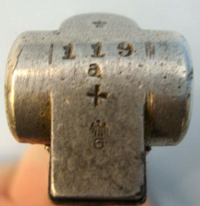 Les P 08 Simson & Co, à Suhl, sous la république de Weimar. Charge12