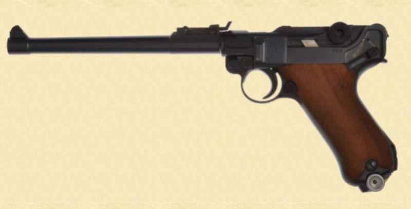 Réflexions sur la production de pistolets Luger, par Mauser, en 1945-1946. - Page 4 Mauser20