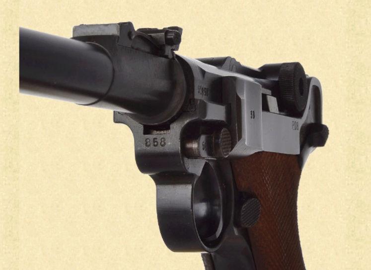 Réflexions sur la production de pistolets Luger, par Mauser, en 1945-1946. - Page 4 Mauser22