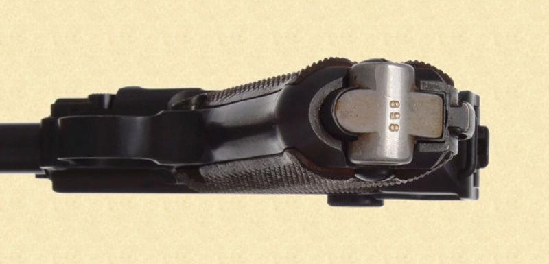 Réflexions sur la production de pistolets Luger, par Mauser, en 1945-1946. - Page 4 Mauser23