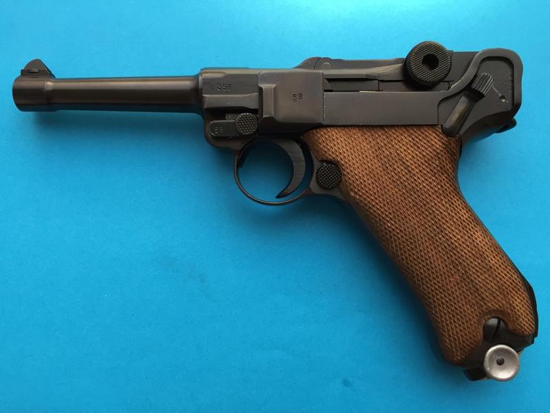 Réflexions sur la production de pistolets Luger, par Mauser, en 1945-1946. - Page 4 Mauser24