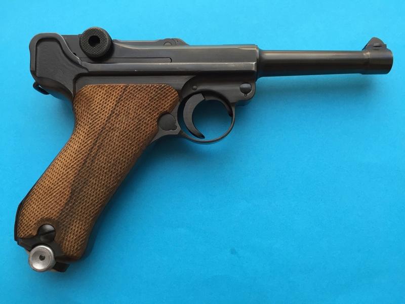 Réflexions sur la production de pistolets Luger, par Mauser, en 1945-1946. - Page 4 Mauser25
