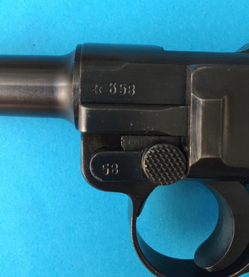 Réflexions sur la production de pistolets Luger, par Mauser, en 1945-1946. - Page 4 Mauser26