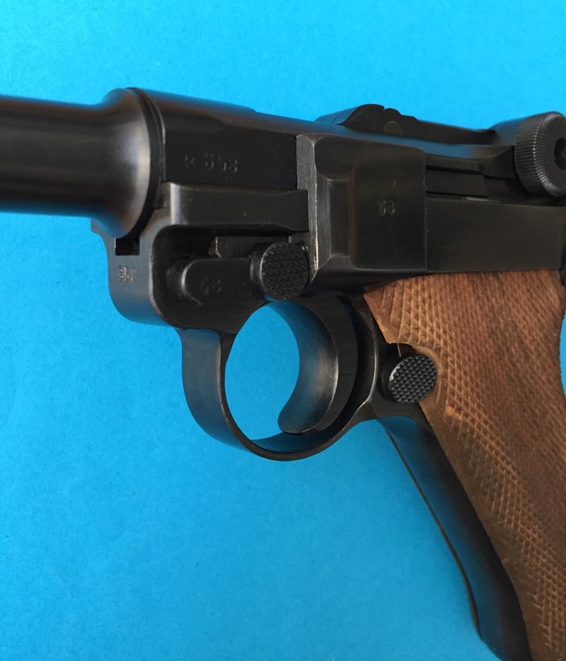 Réflexions sur la production de pistolets Luger, par Mauser, en 1945-1946. - Page 4 Mauser27