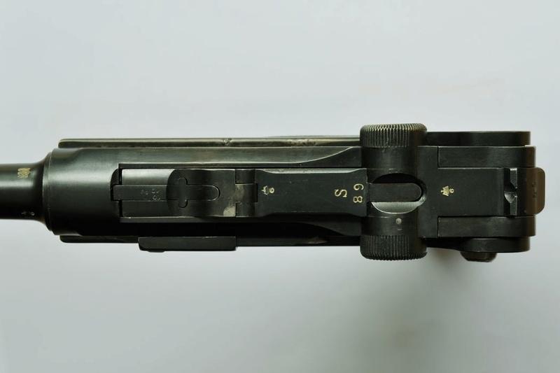 Les P 08 Simson & Co, à Suhl, sous la république de Weimar. P_08_s24