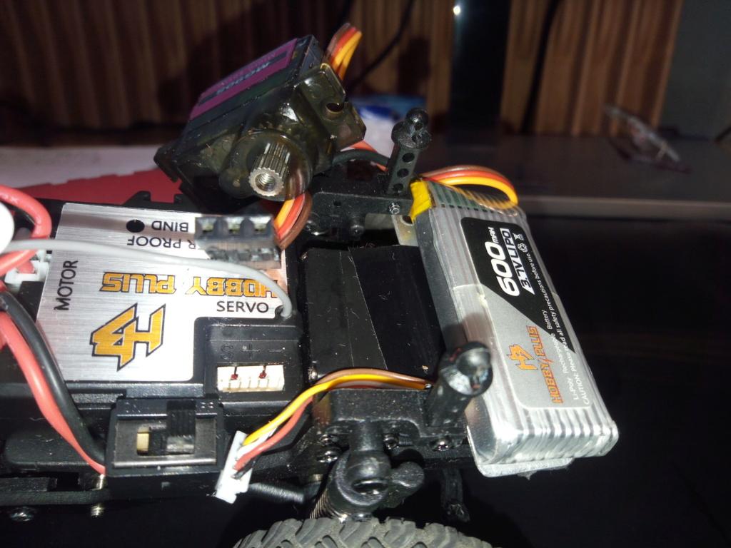 Adaptateur connexion micro servo  Img_2137