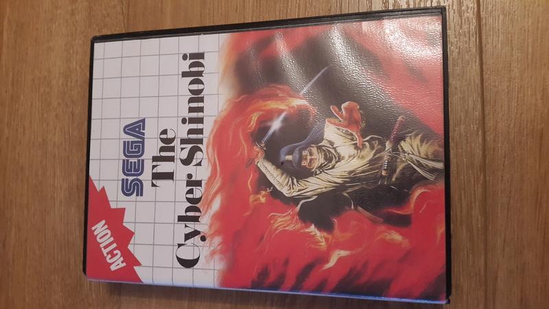 [VDS] Master System / Jeux 20161024