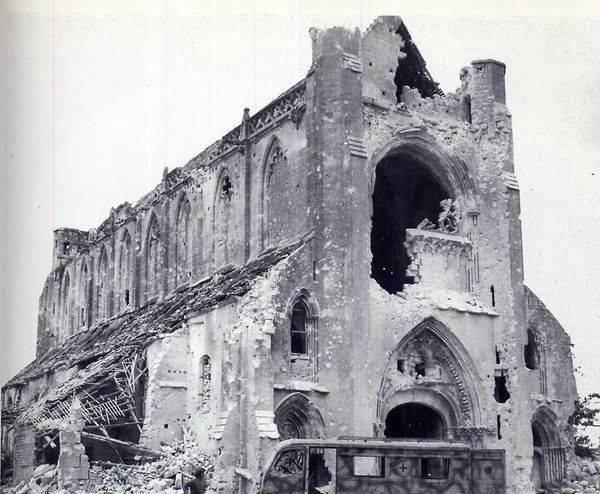 L'abbaye d'Ardenne  12043110