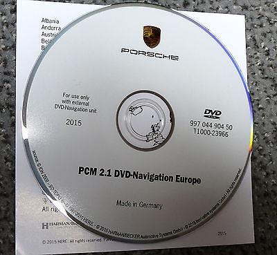 PCM 2.1 DVD navigation Europe 2015 Pcm_2_10