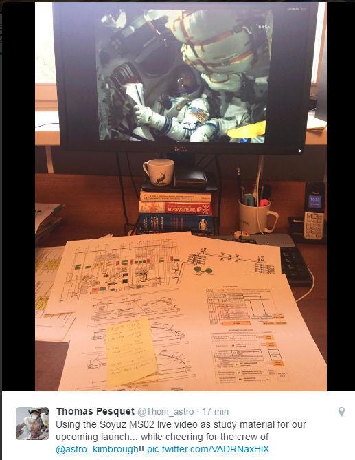 Soyouz-FG (Soyouz MS-02) - 19.10.16 - Page 7 Captur10
