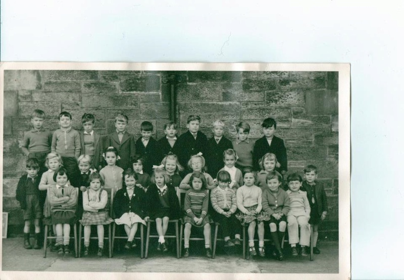 Early school days. 1961 Saline10