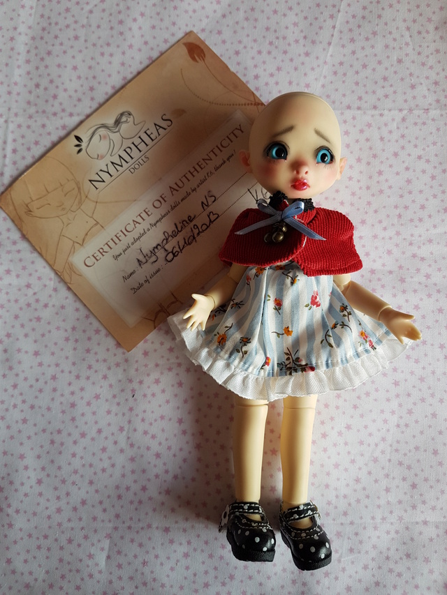 [VENDS] Nympheasdolls Nympheline / Noyadolls Luh 20160912