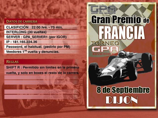 Torneo Edicion XXVIII - Dijon 73 Anunci10