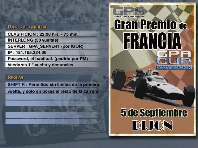 CUP Edicion XXIV - Dijon 73 Anunci11