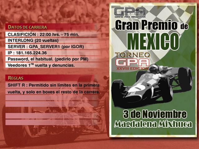 Torneo Edicion XXVIII - Mexico Anunci24