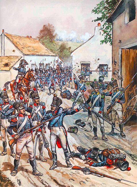 7ème régiment d infanterie légère - 1812 - Petite surprise ! 001fe810