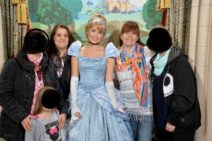 Une petite journée à Disney et une très belle rencontre à la clé - Page 2 14527410