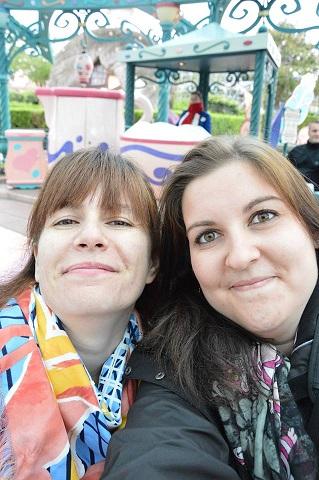 Une petite journée à Disney et une très belle rencontre à la clé - Page 2 14543511