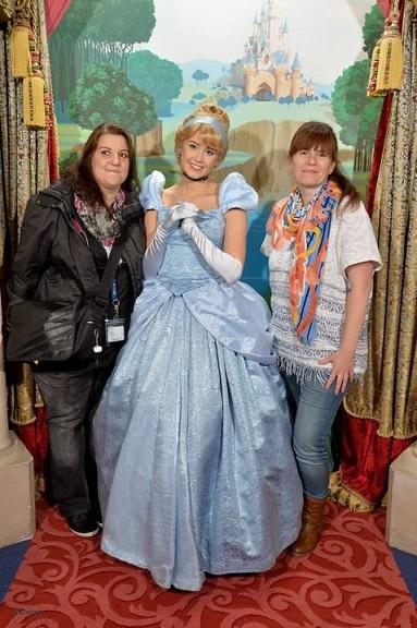 Une petite journée à Disney et une très belle rencontre à la clé - Page 2 14555810
