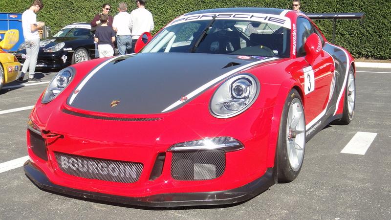 Qui va au GT Tour circuit Paul ricard 01410
