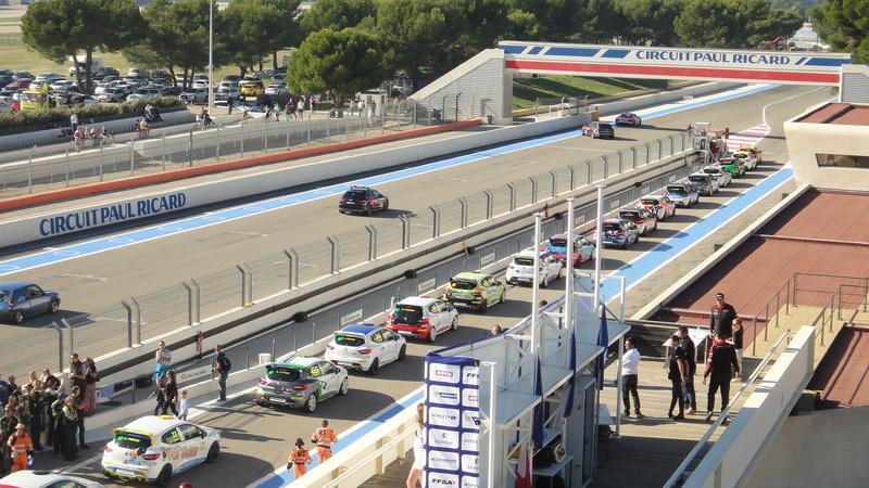 Qui va au GT Tour circuit Paul ricard 04510