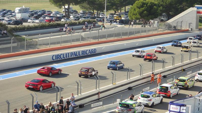 Qui va au GT Tour circuit Paul ricard 04711
