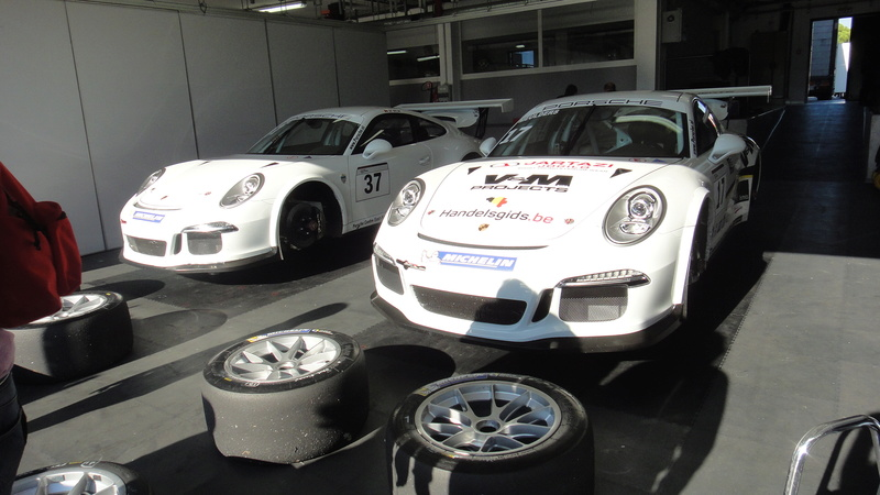 Qui va au GT Tour circuit Paul ricard 05510