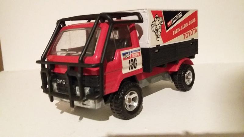 N°3027 Toyota 4x4 rallye 20161010
