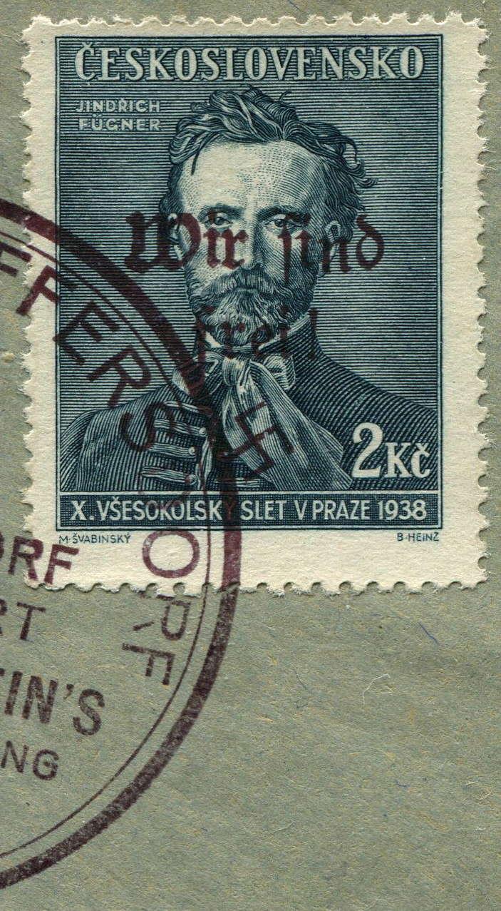 sudetenland - Sudetenland - Ausgaben für Rumburg 136_au10