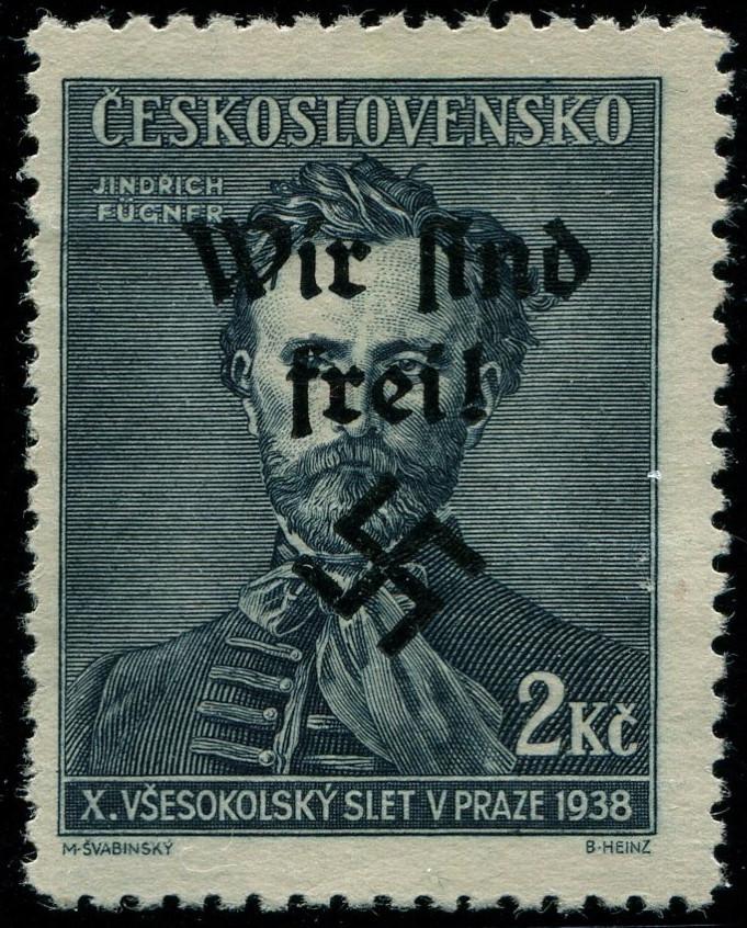sudetenland - Sudetenland - Ausgaben für Rumburg 5010