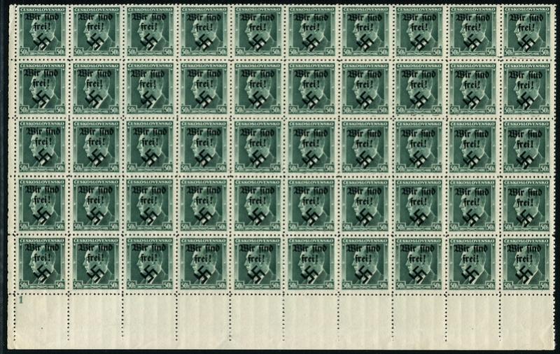 sudetenland - Sudetenland - Ausgaben für Rumburg 7_boge10