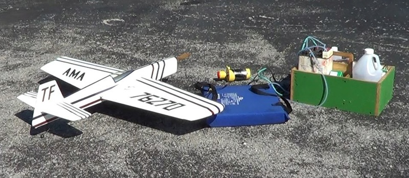 A Stricker Model Airplane Weekend, Gusty Winds, and an 'Out of the Blue' Nobler 00_010