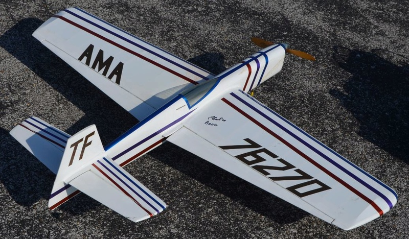 A Stricker Model Airplane Weekend, Gusty Winds, and an 'Out of the Blue' Nobler 00_211