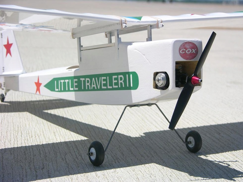 A Stricker Model Airplane Weekend, Gusty Winds, and an 'Out of the Blue' Nobler 22_10
