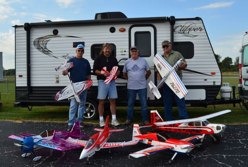 A Stricker Model Airplane Weekend, Gusty Winds, and an 'Out of the Blue' Nobler 2_14