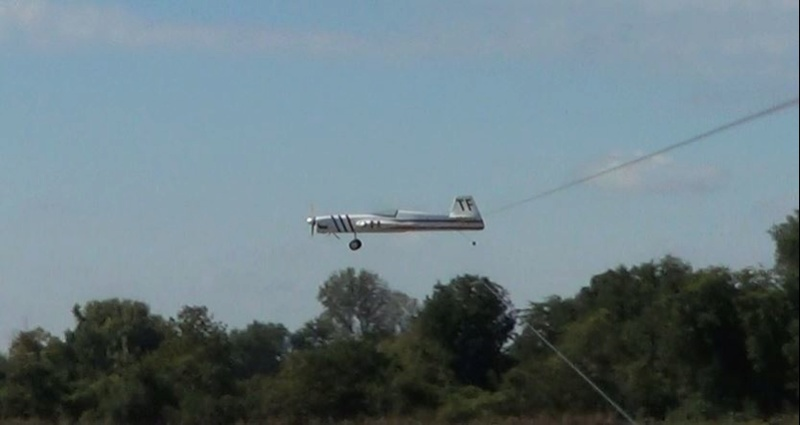 A Stricker Model Airplane Weekend, Gusty Winds, and an 'Out of the Blue' Nobler 4_12