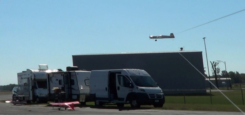 A Stricker Model Airplane Weekend, Gusty Winds, and an 'Out of the Blue' Nobler 5_12