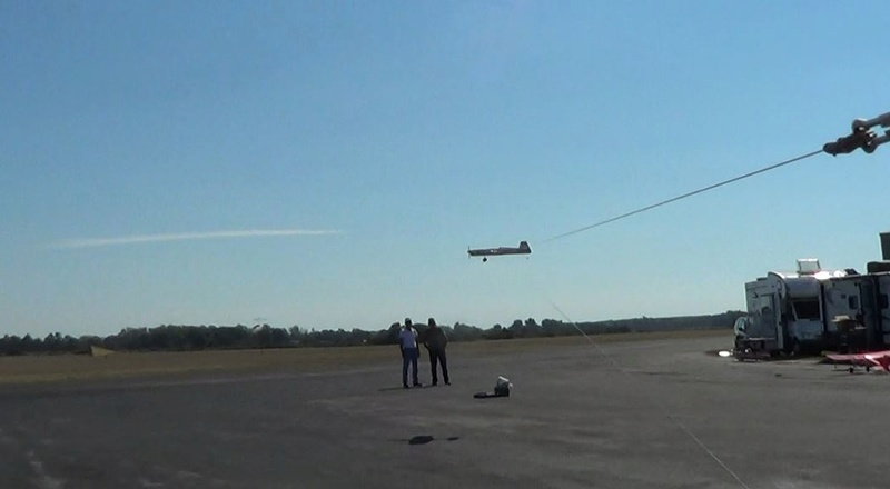 A Stricker Model Airplane Weekend, Gusty Winds, and an 'Out of the Blue' Nobler 6_13