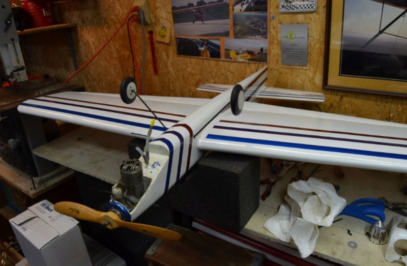 A Stricker Model Airplane Weekend, Gusty Winds, and an 'Out of the Blue' Nobler 6_2a10