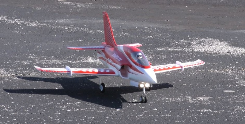 A Stricker Model Airplane Weekend, Gusty Winds, and an 'Out of the Blue' Nobler 8_112