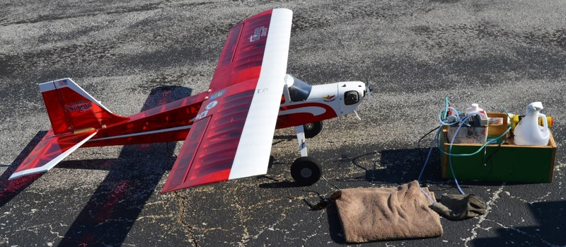 A Stricker Model Airplane Weekend, Gusty Winds, and an 'Out of the Blue' Nobler 9_011