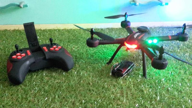 Classifica droni economici per iniziare 2018 Jjrc_d10