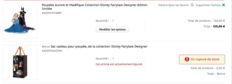 Disney Fairytale Designer Collection (depuis 2013) - Page 12 Captur11