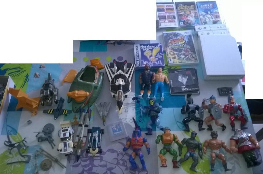 Trouvailles en Brocante, Bourse Aux jouets, Vide Greniers ... Fotad710