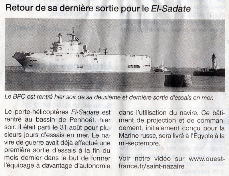 [Vie des ports] Port de Saint Nazaire - Page 4 Ouest-10