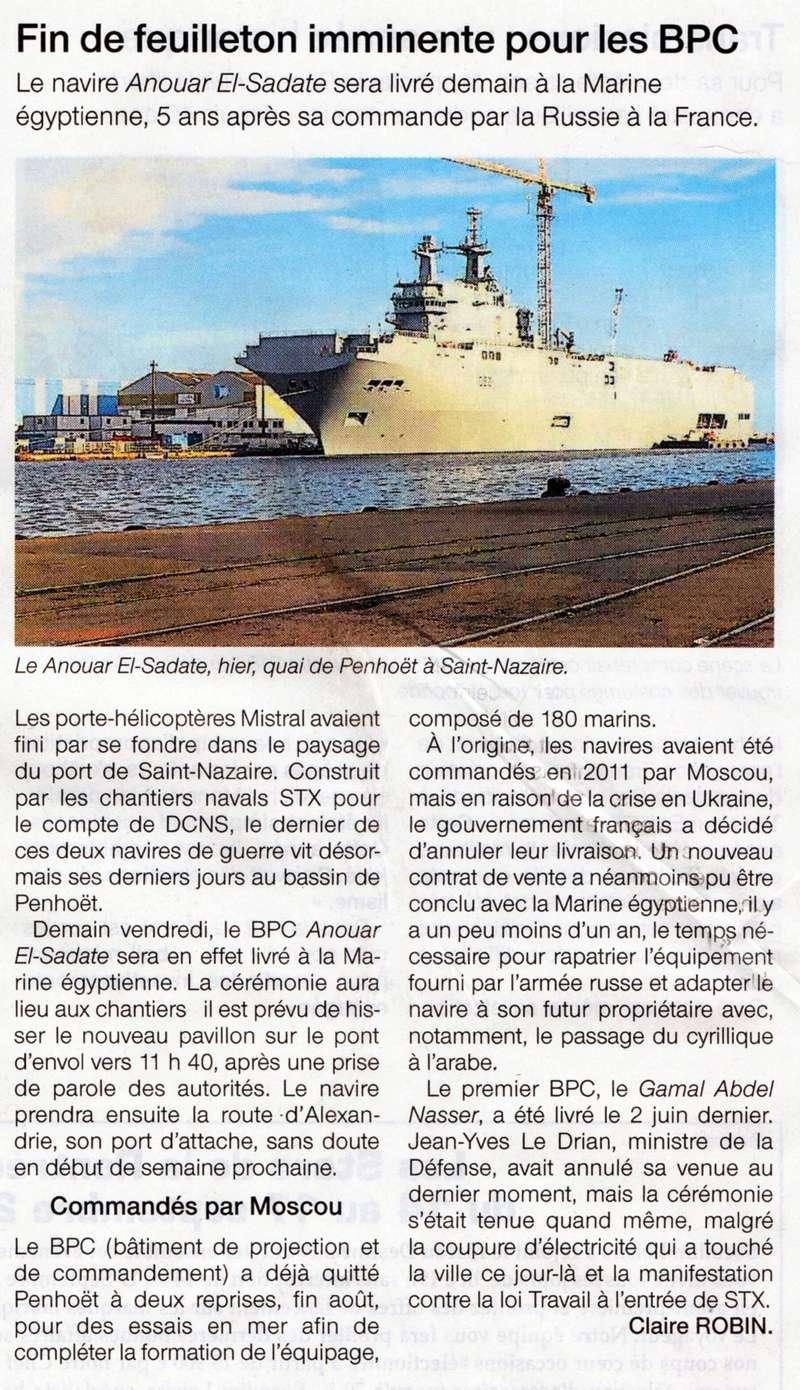 [Vie des ports] Port de Saint Nazaire - Page 4 Ouest-13